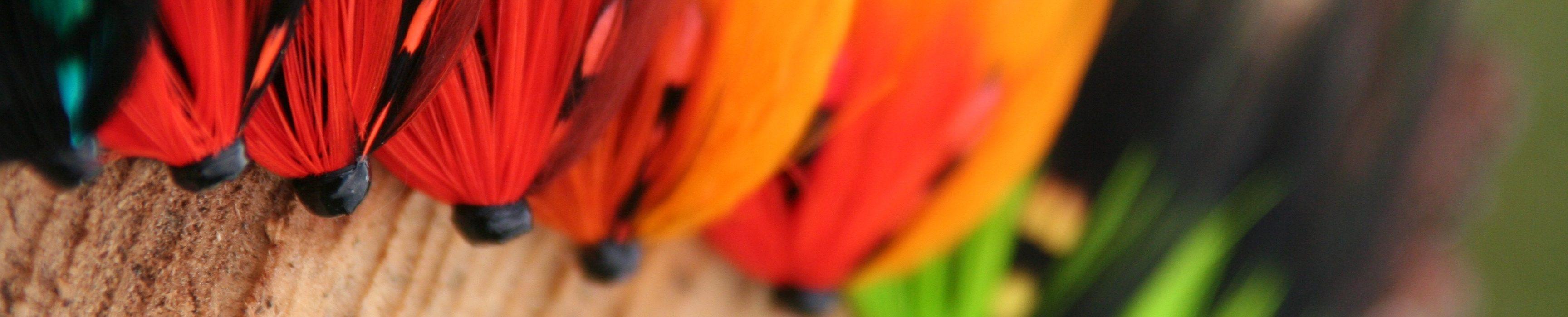 Lachsfliegenbindekurse-Der Heiländer